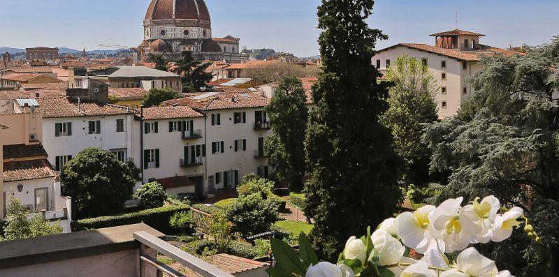 Appartamento Pergola in Palazzo Leopardi a Firenze centro