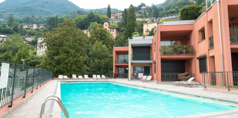 Blevio Pool & Lake - My Home in Como