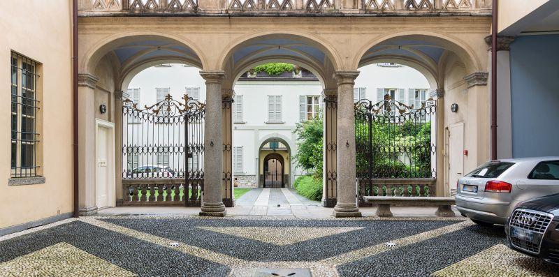 Atrio d'ingresso all'appartamento - Contrada San Giacomo