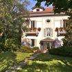 Facciata esterna di Villa D'Este - Luxury Villa Cernobbio