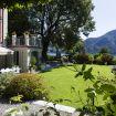 Il rigoglioso prato inglese del giardino - Luxury Villa Tremezzo