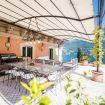 Bella veranda attrezzata con tavolo e barbecue - Villa Le Rose