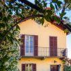 La finestra e il balcone della villa - Charming House Bice