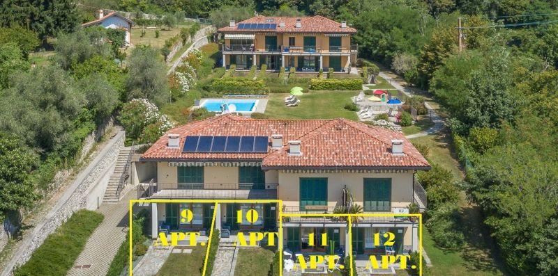 Residenza gli Ulivi con piscina - Apt. 9 - ComoLink S.r.l.