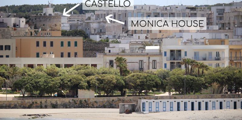 Monica House Otranto  - casavacanzalascisa