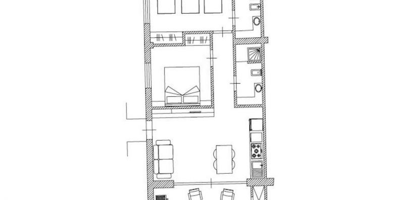 Gelsomino | Arca Superior - Cefalù Apartments