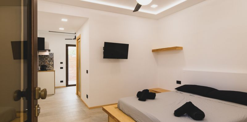 Comfort x2 (7-8-9-10) | RESIDENCE CALAGRANDE - Cefalù Apartments