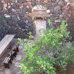 Ampio tavolino esterno in legno per pranzi - Zighidì Bellavista