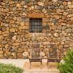 Due sdraio presenti nell'atrio esterno - Belvedere Sant'Anna