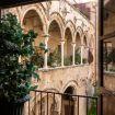 Scorcio interno in stile classico - Palazzo Ajutamicristo Domus
