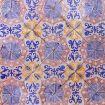 Maiolica classica multicolore - Palazzo Ajutamicristo Domus