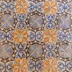 Maiolica decorata multicolore - Palazzo Ajutamicristo Domus