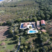 Vista dall'alto della magnifica villa - Giardino sul Mare