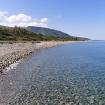 Spiaggia presente a pochi passi dalla villa - Giardino sul Mare
