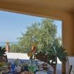 Tavolo per colazione o pranzo esterno - Giardino sul Mare