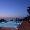 Romantica piscina privata al tramonto - Giardino sul Mare