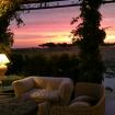 Splendida area relax all'aperto con poltroncine - Villa Helios