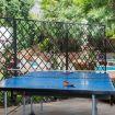 Area gioco attrezzata con tavolo ping pong - Villa Castelforte