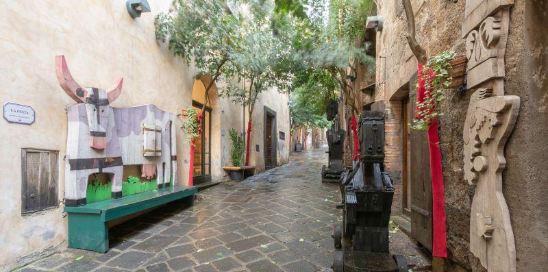 DELIZIOSO APPARTAMENTO IN  ORVIETO - Doorways to Italy