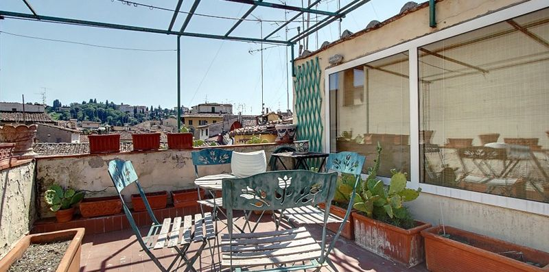 Rustici Apartment With Terrace -  ST SRLS