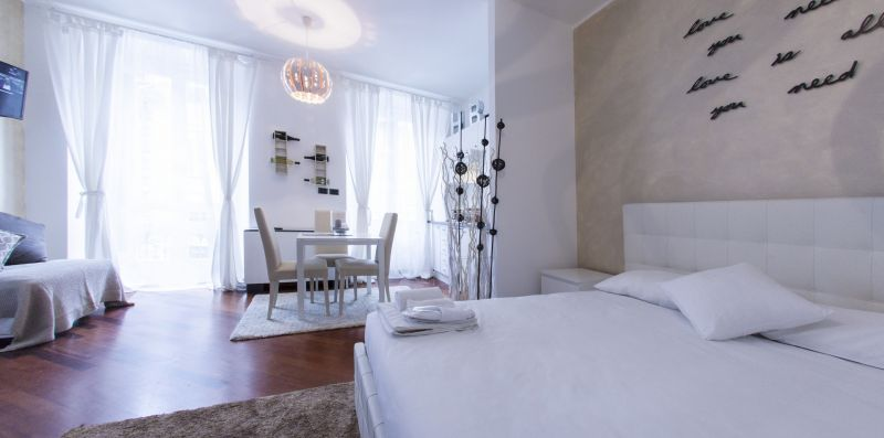 Elegante open Space in Corso Venezia - Hemeras Boutique Homes