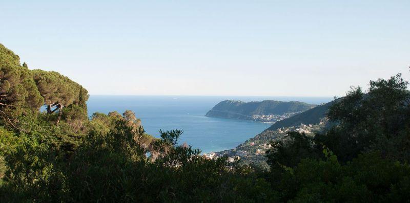 Splendid Villa with sea view - Italian Riviera Rent