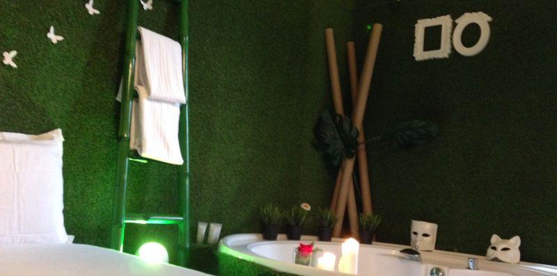 Eden con Jacuzzi - Jacuzzi Rooms