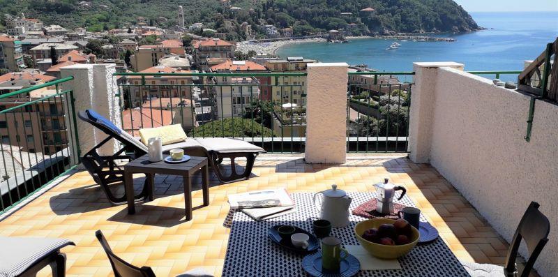 Bilocale con terrazza vista mare - Levanto Immobiliare