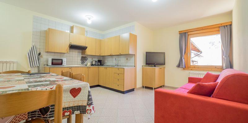Appartamento bilocale Valandrea  presso  Casa Massi - My Holiday Travel Agency Livigno