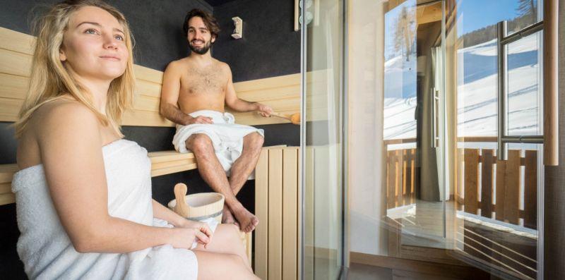 Appartamento tilocale Cristal con sauna e bagno turco presso Chalet la Dolce Vita - My Holiday Travel Agency Livigno