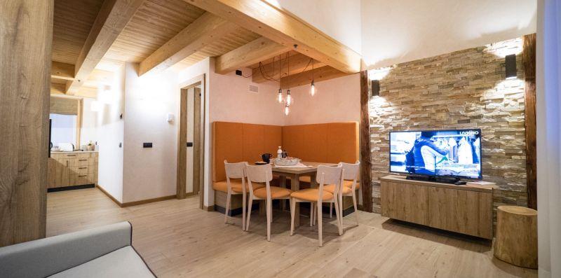 Appartamento trilocale Ruinart con sauna e bagno turco presso Chalet la Dolce Vita - My Holiday Travel Agency Livigno