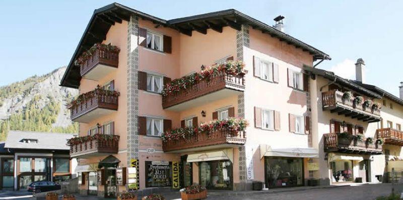 Appartamento Bilocale Rolle presso Maison Ostaria  - My Holiday Travel Agency Livigno