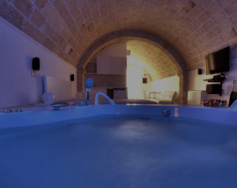 My house in Puglia Tipologie Camere