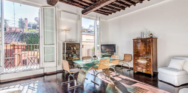 Luxury Spanish Steps Terrace - Rome Sweet Home