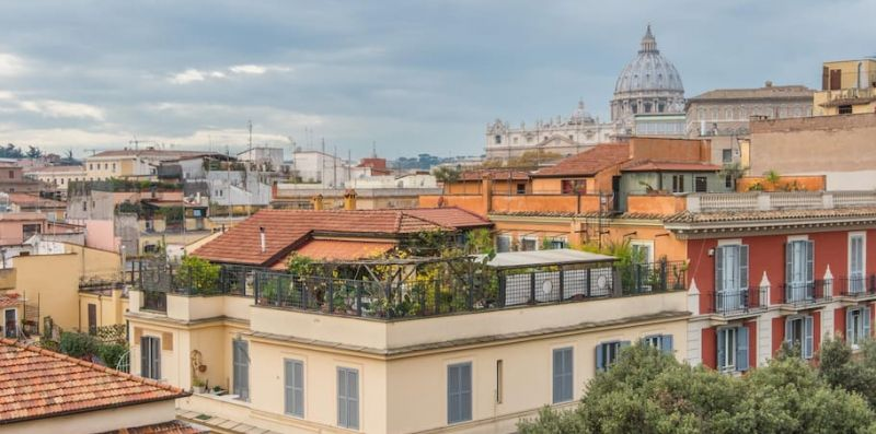 Vatican Luxury View - Rome Sweet Home