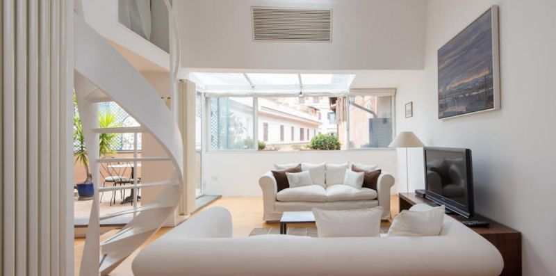 Lucina Design Terrace Apartment - Rome Sweet Home