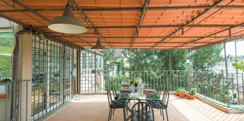 Villa Fortuny Cesare Apartment - Rome Sweet Home