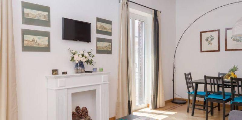 Trevi Fountain Luxury Apartment - Rome Sweet Home