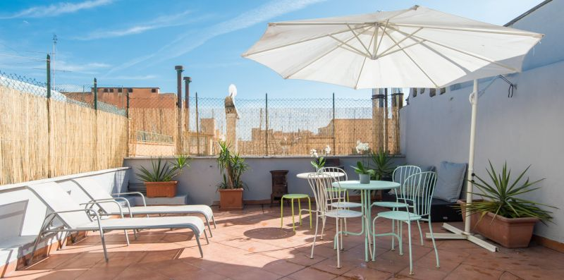 British Embassy Terrace Apartment - Rome Sweet Home