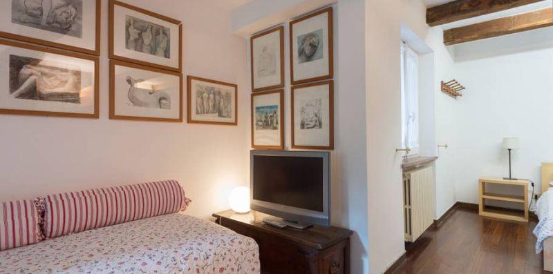 Popolo Square Luxury  Portion Villa Palatino - Rome Sweet Home