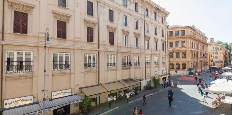 Ghetto Enchanting Terrace Apartment - Rome Sweet Home