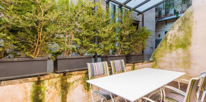 Apartment Terrace Sistina A - Rome Sweet Home