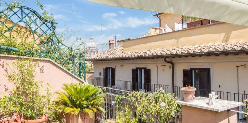 Apartment Condotti Terrace - Rome Sweet Home