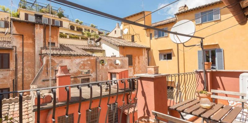 Pantheon Enchanting Terrace - Rome Sweet Home