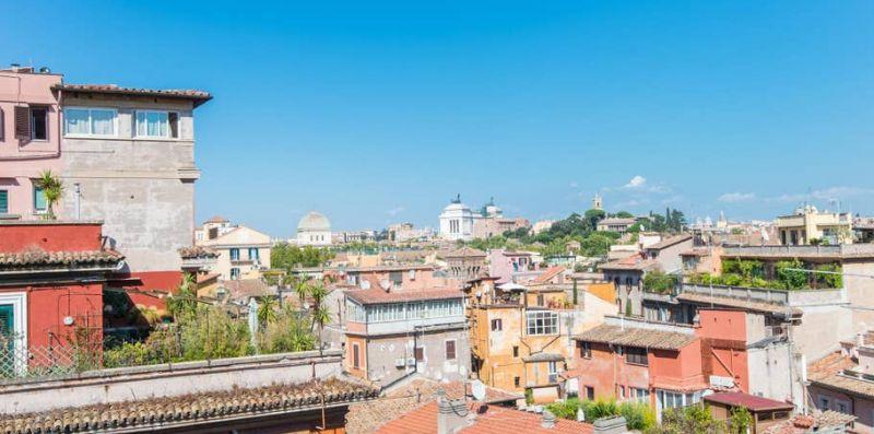 Panoramic Terrace Trastevere - Rome Sweet Home