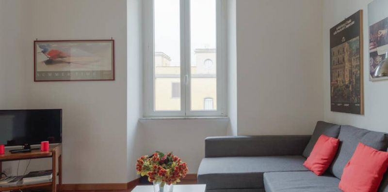 Bright Vatican Apartment - Rome Sweet Home