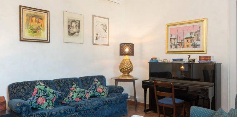 Trastevere Large Comfortable Panoramic Apartment - Rome Sweet Home