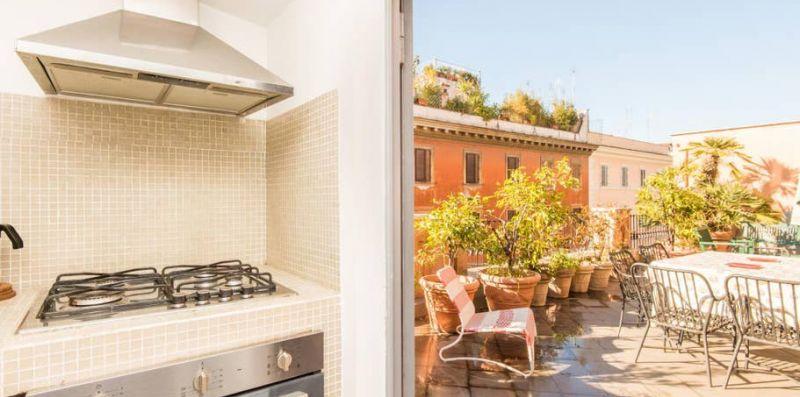 Dolce Vita Luxury Terrace - Rome Sweet Home