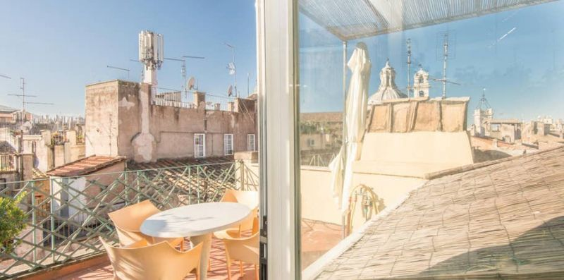 Navona Apartment Panoramic Terrace - Rome Sweet Home