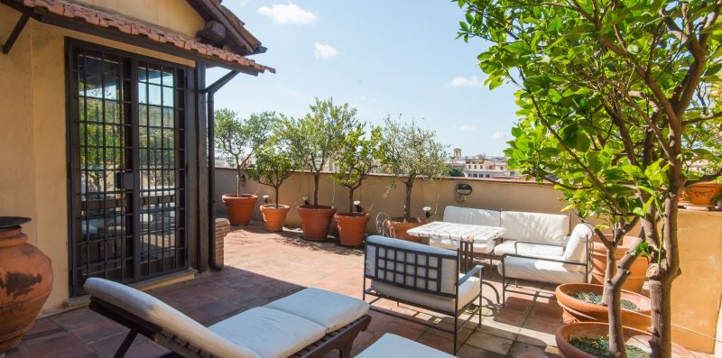 Porta Pia Luxury Terrace - Rome Sweet Home